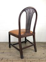 Georgian Chair with Drop-In Leather Seat (13 of 13)