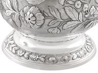 Sterling Silver Quart & Half Tankard - Antique George IV 1820 (7 of 15)