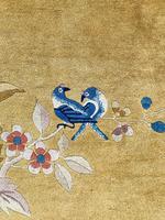 Antique Chinese Art Deco Carpet 3.15m x 2.71m (9 of 13)
