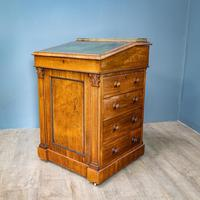 Victorian Gillows Style Davenport (6 of 12)