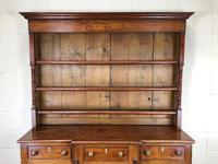 19th Century Welsh Oak Anglesey Dresser or Kitchen Sideboard (3 of 16)