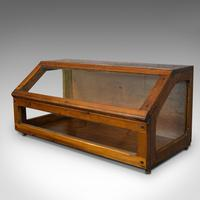 Antique Display Case, Haberdashery, Retail Counter Top Cabinet, Edwardian, 1910 (7 of 11)
