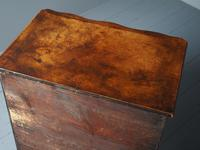 Antique Matched Pair of Walnut Chest of Drawers (19 of 20)