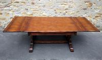 Oak Draw Leaf Extending Dining Table TITCHMARSH & GOODWIN (3 of 7)