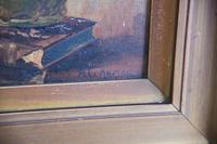 C Harris Still Life Oil Painting (6 of 12)