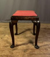 Early 18th Century Fruitwood Stool (4 of 11)