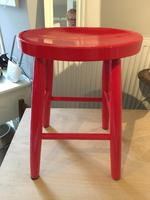 Painted Stool (3 of 3)