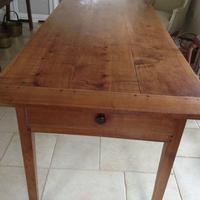 Farmhouse Table (2 of 2)