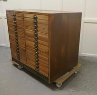 19th Century Architect's Filing Drawers (5 of 6)