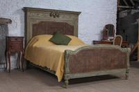 Magnificent French Caned Kings Size Marriage Bed (12 of 13)