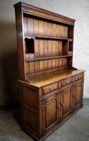 Titchmarsh & Goodwin Oak Dresser & Rack (2 of 15)