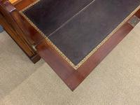Edwardian Inlaid Mahogany Secretaire Bookcase (14 of 21)