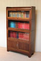 Oak Stacking Bookcase c 1920 (9 of 10)