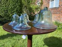 Hand Blown Victorian Glass Cloches (5 of 6)