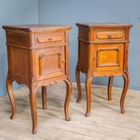 Pair of Oak Bedside Cupboards (2 of 13)