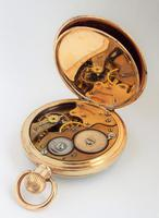 Antique 1920s Swiss Pocket Watch (4 of 5)