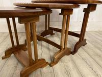Cotswold School Nest of 3 Tables (3 of 7)