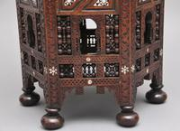 19th Century Moorish Occasional Table (9 of 9)