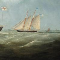 H.M.S. Topaze by George Mears (8 of 11)