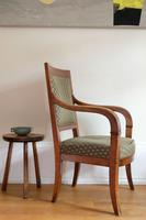 Pair of 19th Century French Walnut Armchairs (8 of 21)
