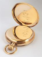 1930s Swiss Gold Filled Pocket Watch (3 of 5)