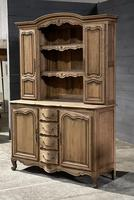 French Bleached Oak Farmhouse Kitchen Dresser (7 of 26)