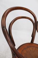 Edwardian Childs Bentwood Thonet Armchair by J & J Kohn (8 of 13)