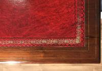 Edwardian Inlaid Rosewood Desk (4 of 23)