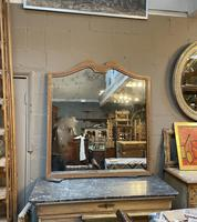 20th Century French Overmantle Mirror (6 of 6)