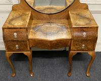 Quality Burr Walnut Dressing Table (22 of 22)