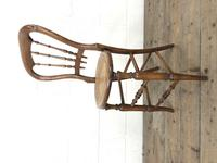 Antique Child's Correctional Chair (m-2215) (3 of 10)