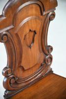 Single Mahogany Hall Chair (5 of 11)