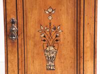 19th Century Pitch Pine Bedside Cabinet (10 of 13)