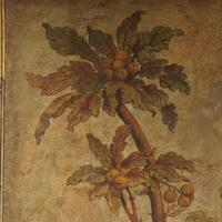 Pair of Large Antique Painted Wall Panels (5 of 10)