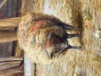 "Watercolour ""Tending The Sheep"" By Bertha Rhodes RA Rca Exh 1905 -1912 (20 of 41)"