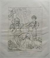 Gallery of 14 Historical Engravings Painted by Benjamin West (3 of 33)