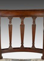 George III Period Mahogany Framed Elbow Chair (5 of 5)