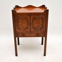 Antique Chippendale Style Mahogany Side Cabinet (2 of 8)