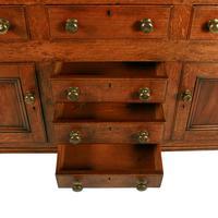 Georgian Oak Dresser & Rack (7 of 8)