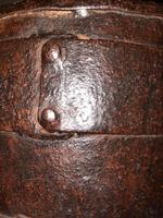 18th Century Iron Banded & Riveted Cream Can (12 of 13)
