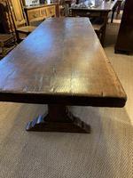 Oak refectory table (6 of 9)