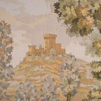 Large Antique Panoramic Tapestry, French, Needlepoint, Decorative Panel c.1910 (7 of 12)