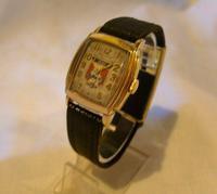 Wrist Watch 1938 Waltham 17j Chevy All American Soap Box Derby Winner (5 of 12)