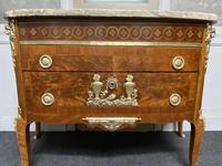 Finest Quality French Antique Commode Chest of Drawers (8 of 32)