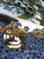 Ornate Brass Trivit 1850 (7 of 13)