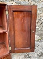 Antique Victorian Mahogany Bedside Pot Cupboard (13 of 16)