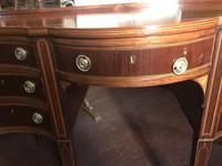 Edwardian Inlaid Writing Desk (2 of 8)
