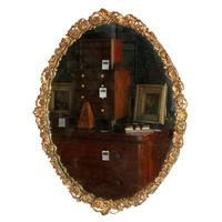Victorian Gilded Frame Mirror (3 of 7)