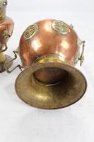 Pair of Chinese Brass & Copper Planters / Jardinières (11 of 13)