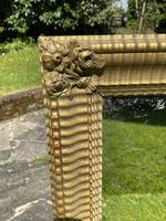 French Gilt Rippled Mirror (2 of 5)